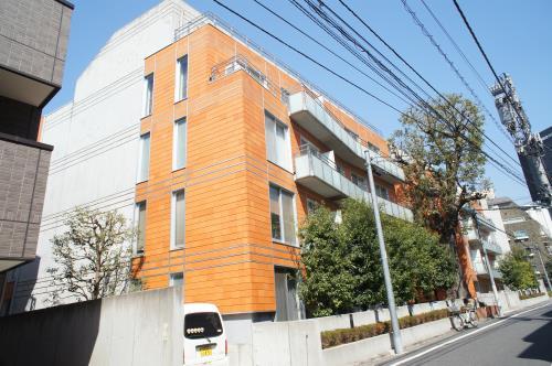 Exterior of Castalia Nishiazabu Kasumicho