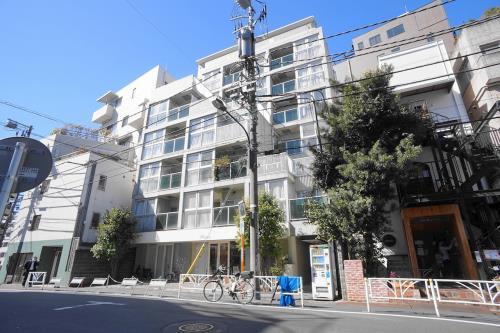 Exterior of ADIK Ebisu-minami