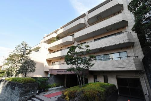 Exterior of Asahi Meguro Mansion