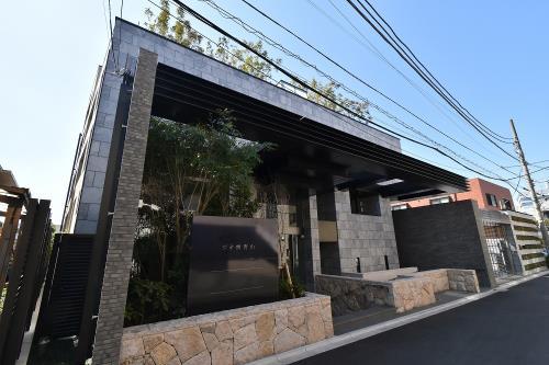 Exterior of Geo Minami-aoyama