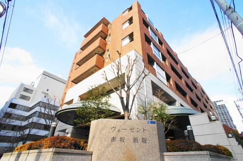 Exterior of Vesent Akasaka-shinzaka