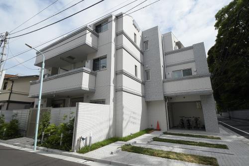 Exterior of 広尾レジデンス壱番館