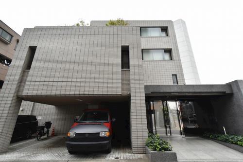 Exterior of ルシマン松濤