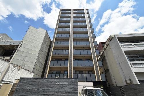Exterior of Open Residencia Azabu Roppongi