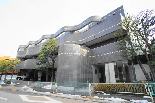 Exterior of 碑文谷ガーデン