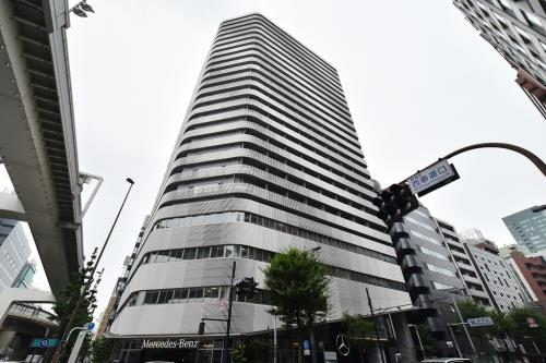 Exterior of Frontier Shinjuku Tower