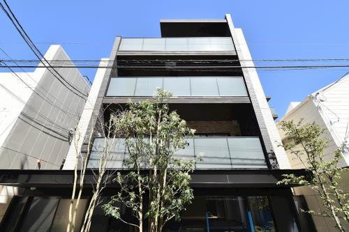 Exterior of オープンレジデンシア表参道神宮前ザ・ハウス