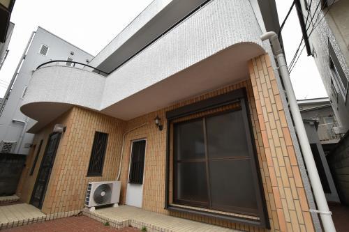Exterior of Yoyogi 1-chome House