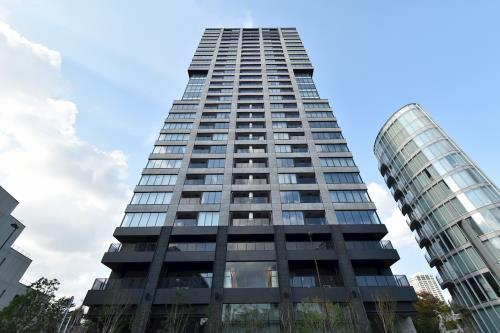 Exterior of The Parkhouse Shirokane 2-chome Tower