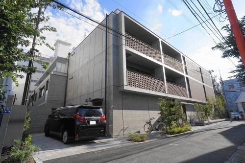Exterior of BAUS STAGE Minami-aoyama