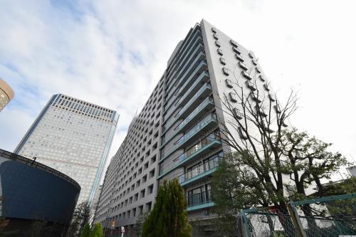 Exterior of Shinagawa Prince Residence