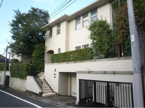 Exterior of Primavera Kamiyama