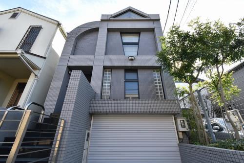 Exterior of Fukasawa 8-chome Designers House