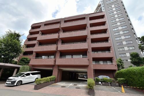 Exterior of Shibuya Mitake Heim