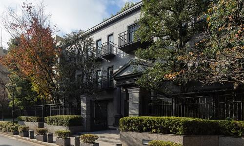 Exterior of Aoyama Town House Anex