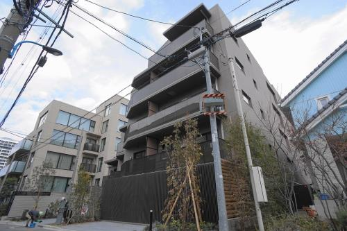 Exterior of Park Axis Ichigaya-kagacho