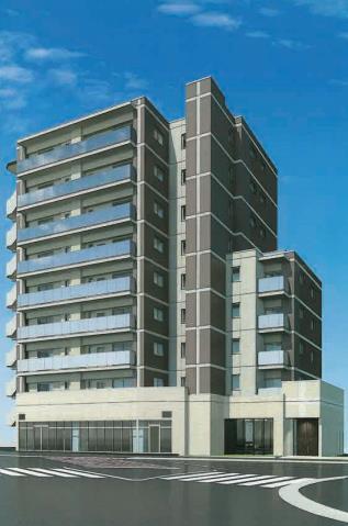 Exterior of パークアクシス学芸大学レジデンス