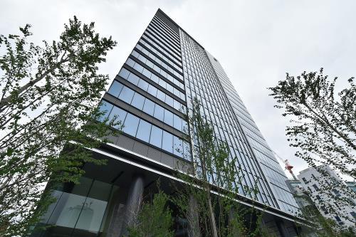 Exterior of ラ・トゥール渋谷宇田川