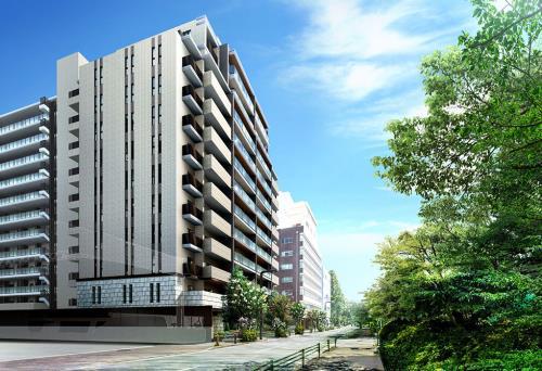 Exterior of Proud Ginza-higashi Residence