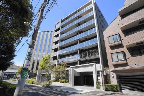 Exterior of The Park House Minami-aoyama Tokiwamatsu