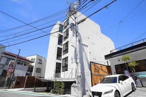 Exterior of リーガランド中目黒