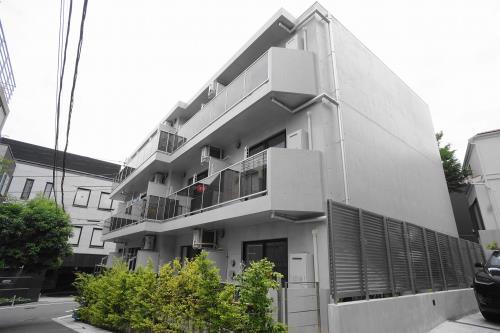 Exterior of PASEO中目黒
