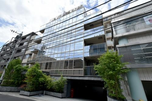 Exterior of Royal Seasons Nishi-azabu