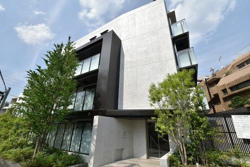 Exterior of ザ・パークハウスアーバンス表参道