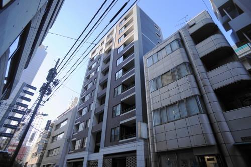 Exterior of Opus Residence Nihonbashi Suitengu