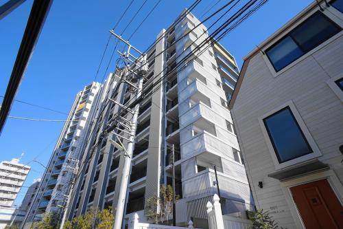 Exterior of シティタワー駒沢大学ステーションコート レジデンス棟