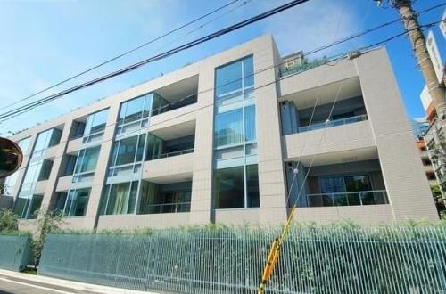 Exterior of パークコート青山一丁目