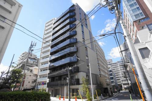 Exterior of Park Axis Akasaka