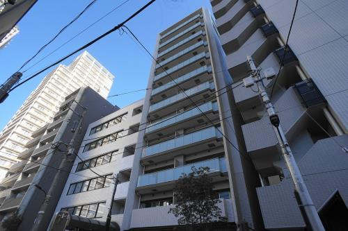 Exterior of Orchid Residence Shibaura