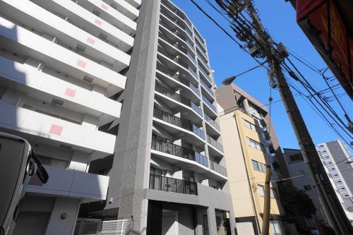 Exterior of Urbanex Ginza Higashi 3