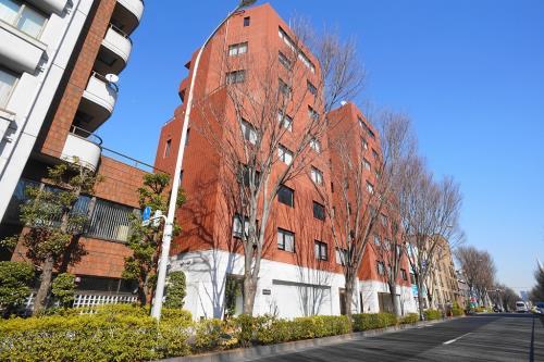 Exterior of Paircity Yoyogi-Oyama Annex West