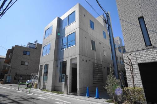 Exterior of ESCENARIO Minami-azabu