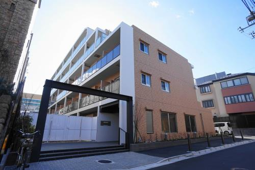 Exterior of Harmony Residence Shinjuku Yotsuya