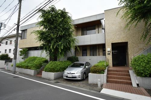 Exterior of 大崎メイフェア