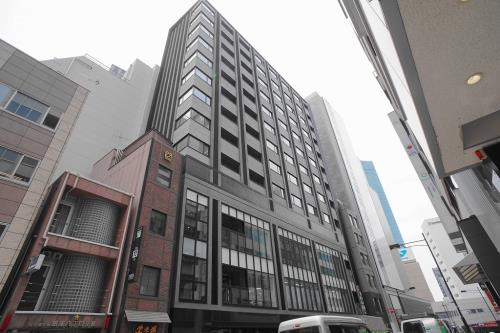 Exterior of IS Ginza Residence