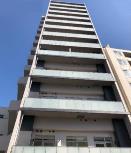 Exterior of LIVIO MAISON Osaki