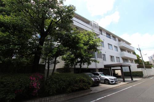 Exterior of Heights Moto-yoyogi 50
