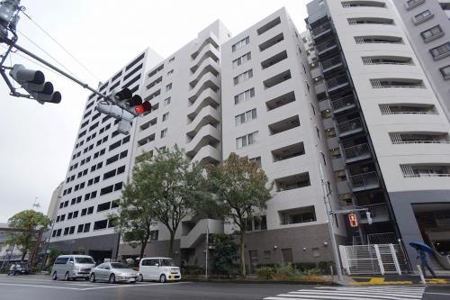 Exterior of Park House Shibuya Yamate