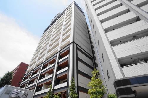 Exterior of Park Court Minami-azabu