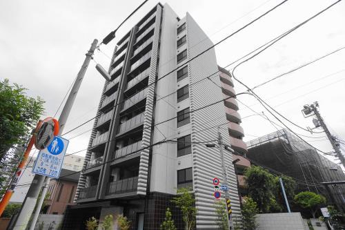 Exterior of Casa Splendido Minami-azabu Flat