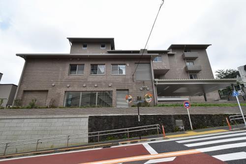 Exterior of Bloom Terrace Mejirodai