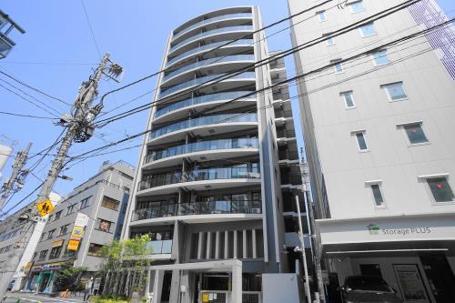 Exterior of Primal City Kagurazaka
