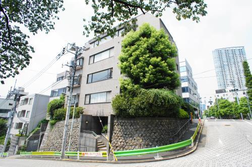 Exterior of Akasaka TM flat