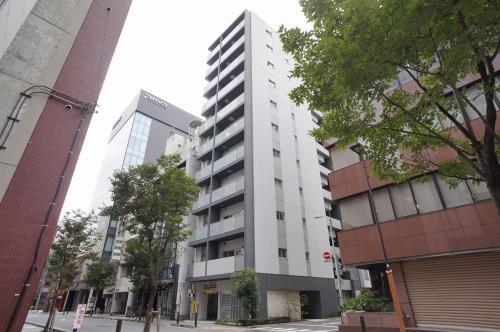 Exterior of Proud Flat Mitsukoshimae
