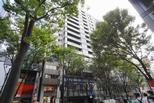 Exterior of Miyamasuzaka Building The Shibuya Residence