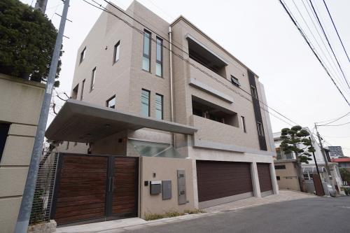 Exterior of Makinomori
